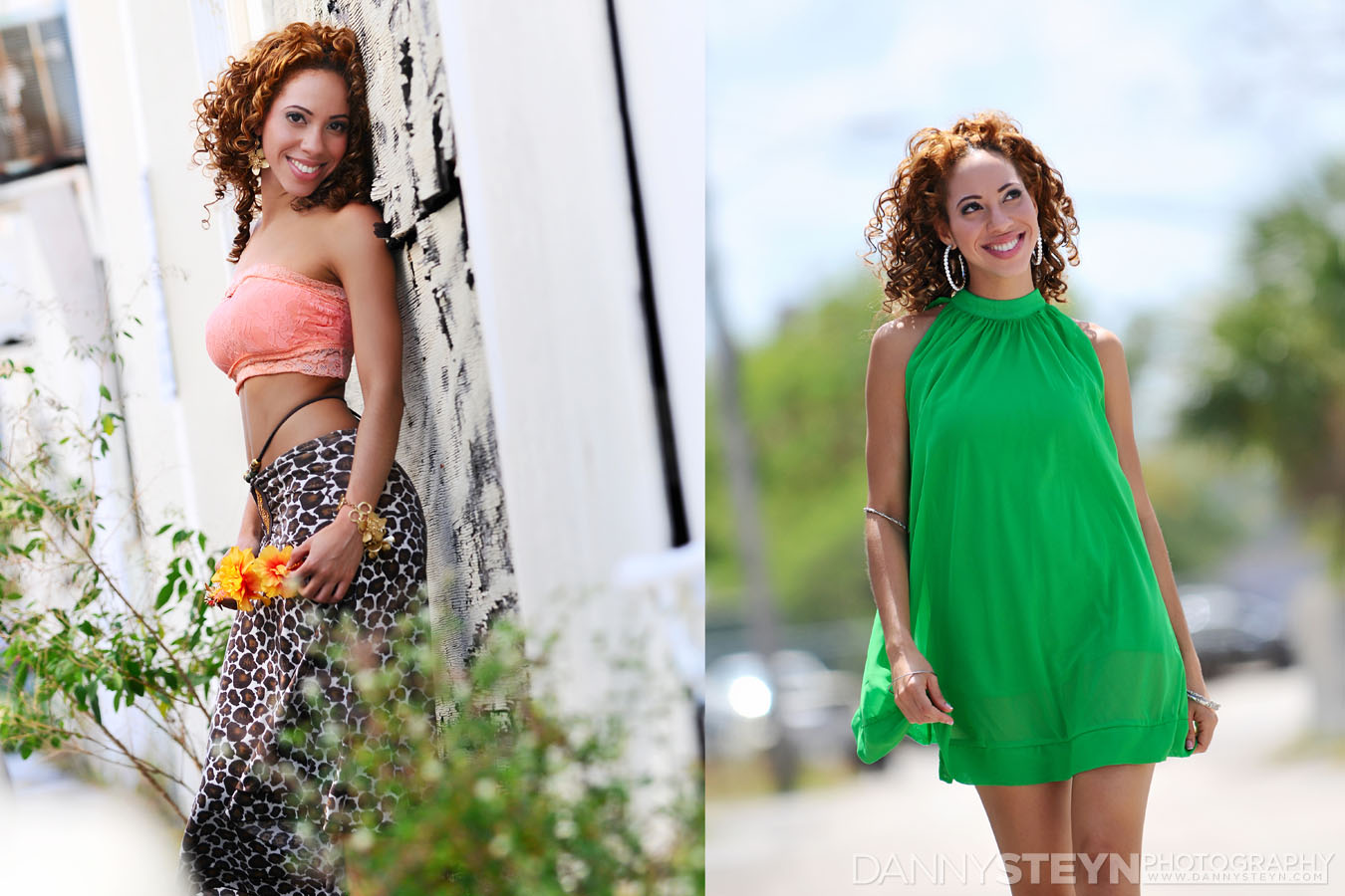 South Florida Model Portfolio Photography